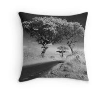 Newton Trees SFX Throw Pillow