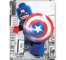 Lego Captain America iPad Case/Skin