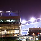 Denver Broncos Invesco Field by Marc Payne Photography