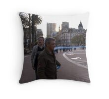 Veterans Throw Pillow