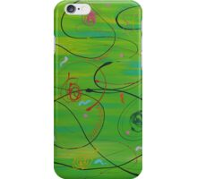 Walking on the Hill iPhone Case/Skin