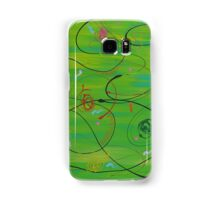 Walking on the Hill Samsung Galaxy Case/Skin