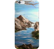 The Perfect View - Acrylic Art By DCP iPhone Case/Skin