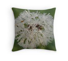 Chandelier Dandelion Throw Pillow