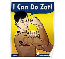 I Can Do Zat! Poster