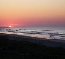 Sensational Sunrise @ the Beach by tonyballance