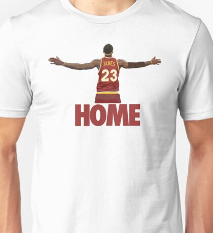 Lebron James - Return of the king Unisex T-Shirt