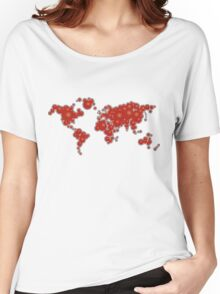 redbubble world Women's Relaxed Fit T-Shirt