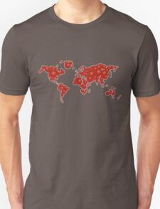 redbubble world T-Shirt