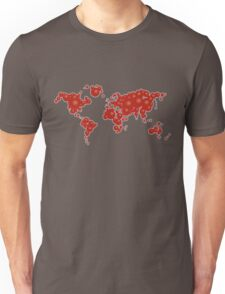 redbubble world Unisex T-Shirt