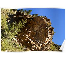 Guanella Pass Rock Formation Poster
