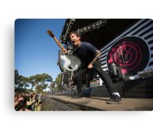 Blink 182 @ Adelaide Soundwave, March '13 Canvas Print
