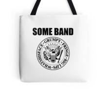 Ramones / Some Band T-shirt Tote Bag