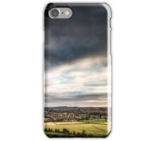 Day's End Over Salisbury iPhone Case/Skin