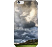 Bubbling Storm iPhone Case/Skin