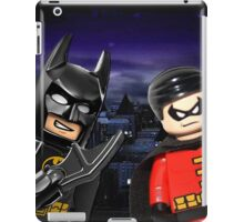 Lego Batman & Robin iPad Case/Skin