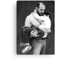 Daddy Canvas Print