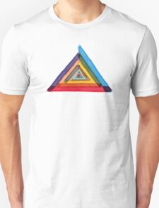Colours of Illuminati Unisex T-Shirt