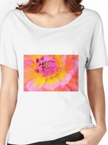the pink embrace  Women's Relaxed Fit T-Shirt