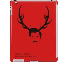 One Day Magnus iPad Case/Skin