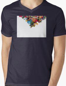 Portrait of imagination! Mens V-Neck T-Shirt