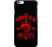The Sins of the Father iPhone Case/Skin
