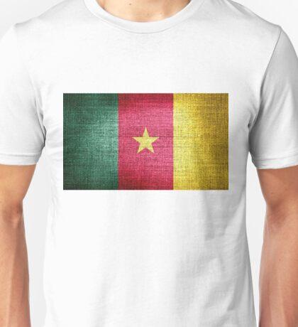 Cameroon Flag Unisex T-Shirt