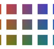 Colour Separation Sticker