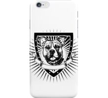 Pitbull Shield iPhone Case/Skin