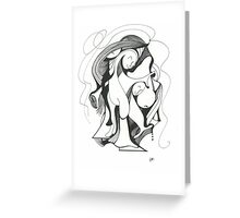 Abstract Moments 8 Greeting Card