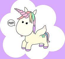 Unicorn Poop by s3xyglass3s