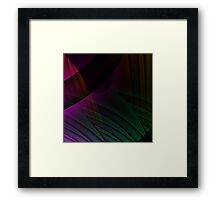 Dreams and reality Framed Print