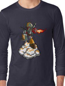 Mega Fett Long Sleeve T-Shirt