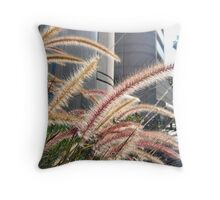 Zowie! Throw Pillow