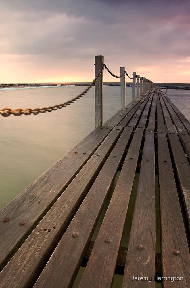 Walking On Water by Jeremy Harrington