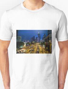 Umbrella Revolution in Hong Kong 2014 T-Shirt
