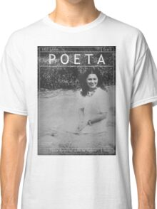 Poeta: Julia de Burgos Classic T-Shirt