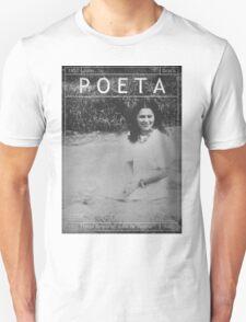 Poeta: Julia de Burgos Unisex T-Shirt