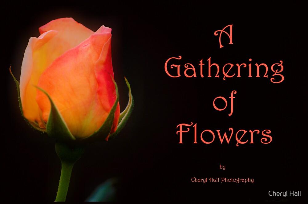 COVER FOR MY FLOWER CALENDAR by Cheryl Hall