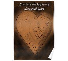 Clockwork Valentine Poster