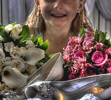 Flowergirl by MIGHTY TEMPLE IMAGES