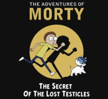 The Secret of the Lost Testicles by Vitaliy Klimenko