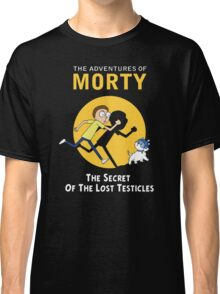 The Secret of the Lost Testicles Classic T-Shirt