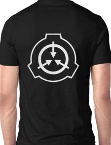 SCP Zipper Hoodie (Black) Unisex T-Shirt