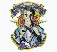 Bill Nye the Science Guy One Piece - Long Sleeve
