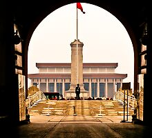 Tiananmen Square by Kyle Livingstone
