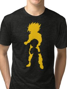 Trunks Throughout The Years Tri-blend T-Shirt