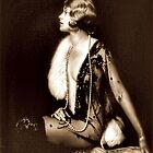 Ziegfeld girl - Muriel Finlay by © Kira Bodensted