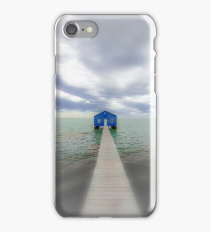 Boatshed iPhone Case/Skin
