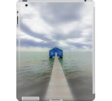 Boatshed iPad Case/Skin
